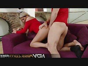 Эротика Блондинка сестра Ванесса Джордин трах огромным членом порно видео
