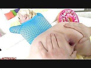 Эротика Блондинки большой прикладом трахал в Зияющие p1 порно видео