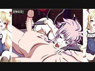 Эротика Ночь Суккуба (1-2) HD порно видео