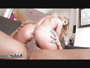 XXX Порно Соблазнительная бомба едет на длинный шест HD секс видео