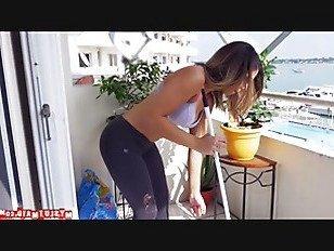 Эротика Mariah убирает больше, чем просто квартира p1 порно видео