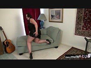Эротика USAWiveS Dylan Jenn Пышные Зрелые Соло Мастурбация порно видео