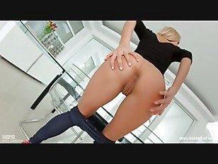 Эротика Кристен Кортни горячая красотка получает хороший груз сперма в жопе порно видео
