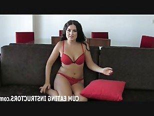 Эротика Ешьте свою сперму или вы будете наказаны ЦЕИ порно видео