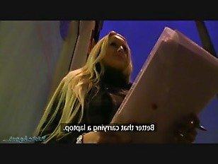 Эротика Грудастая Блондинка Creampied Для Планшета порно видео