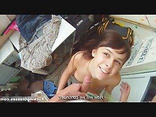 Эротика Чертовы очки-Тини трахал на балконе порно видео