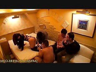 Эротика Nippon костюм красотка cumsprayed в групповуха порно видео