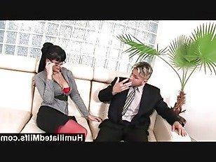 Эротика HumiliatedMilfs роговой секретарь любит петух в ее задницу порно видео