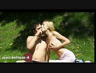 Эротика 6-movies — молодая немецкая пара, имеющие большой открытый секс — порно видео