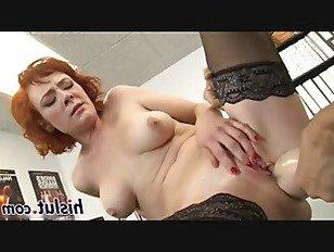 Эротика Рыжие Волосы Ее Мудак Протаранил Жесткий порно видео