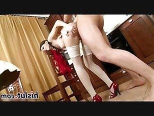 Эротика Стройная красотка и ее лысая киска прибил порно видео