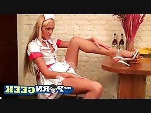 Эротика Соло Медсестра Assplay порно видео
